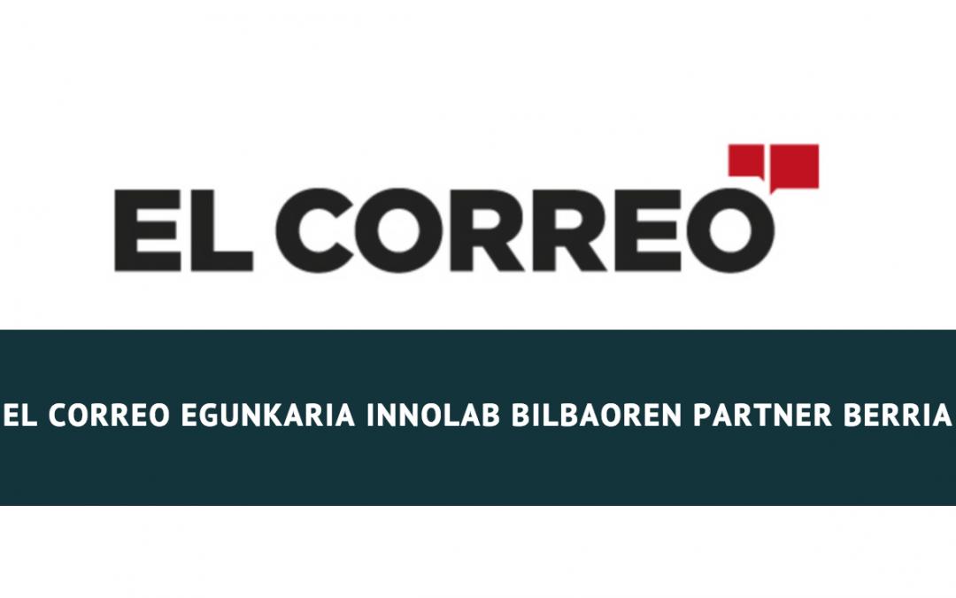 El Correo partner berria