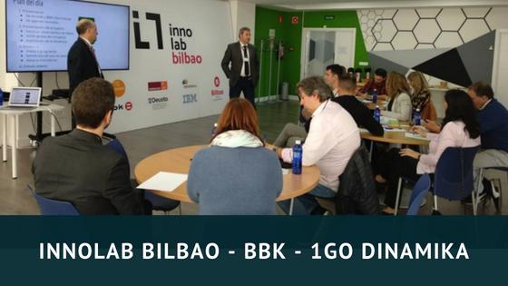 INNOLAB Bilbao – BBK – 1º Dinámica: Capacitación y Fomento del Empleo