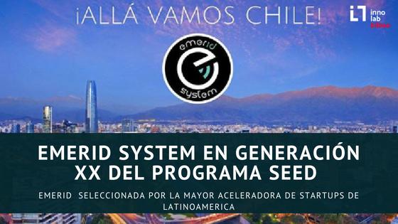 Emerid System, seleccionada por el programa Seed de Startup Chile