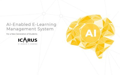 """ICARUS: """"A través de nuestra plataforma basada en Inteligencia Artificial proporcionamos a los estudiantes y profesorado conocimientos personalizados"""""""
