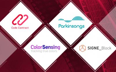 Cuatro nuevas startups se unen a la familia de INNOLAB Bilbao